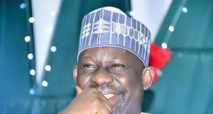 Gov. Ibrahim Dankwambo of Gombe State