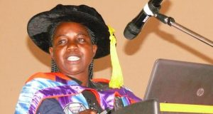 Prof. Mary Taiwo Olowokere