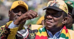 Mnangagwa wins Zimbabwe polls