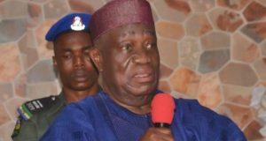 Moses Ekpo, Akwa Ibom, dep. Gov