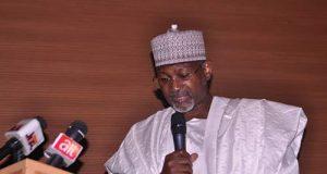 Prof. Attahiru Jega, former INEC boss