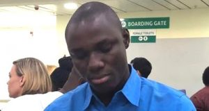 Samuel Ogundipe, Premium Times reporter arrested by police