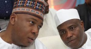 Saraki and Tambuwal