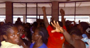 Detained IPOB women