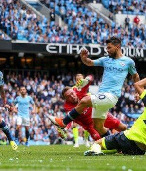 Sergio Aguero has scored 13 hat-tricks for Manchester City