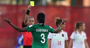 Spain beat Nigeria's Falconet