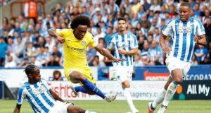 Willian scored 13 goals and provided 12 assists in 55 appearances for Chelsea last season