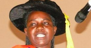 Prof. Mary Taiwo Olowookere