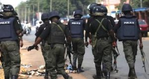 Police patrol Edo town after robbers attack