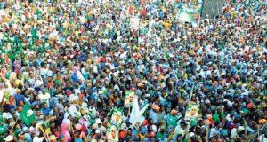 APC crowd at Ede