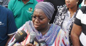 Dr. Idiat Oluranti Adebule, Lagos Dep. Gov.