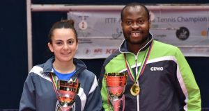 Dina-Meshref-with-Aruna-Quadri-the-African-mens-champion