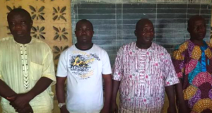 Arrested PDP officials impersonating INEC observers