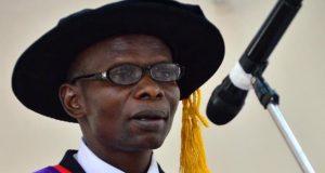 Prof. Samuel Agele, FUTA