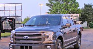 Ford's F-150 pickup truck