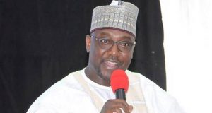 Gov. Abubakar Bello of Niger