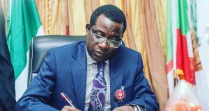 Governor Simon Bako Lalong of Plateau State
