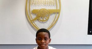 Under-aged Jayden Adetiba joins Arsenal
