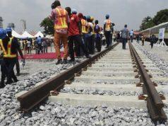Rail infrastructure