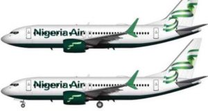 The proposed Nigeria-Air
