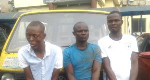 Members of the notorious One Chance gang arrested by the police