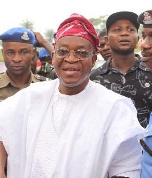 Gboyega Oyetola, APC Guber candidate for Osun