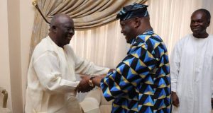 Pa Adebanjo and Atiku