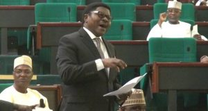 Pally Iriase, Deputy Chief Whip of the House of Reps