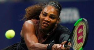 Serena Williams fight back to defeat Karolina Pliskova