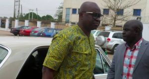 Ayodele Fayose placed on watch-list
