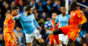 Lyon inflict shocking defeat on Man City