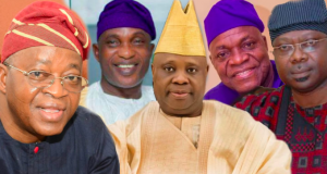 Contenders for Aregbesola's post