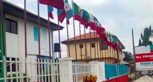 APC Secretariat in Port Harcourt