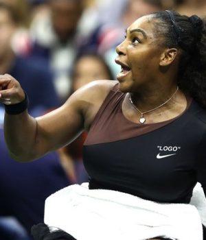 Serena Williams angry at Carlos Ramos