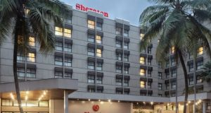 Sheraton Lagos, member of Ikeja Hotels