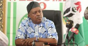 Uche Secondus, PDP National Chair