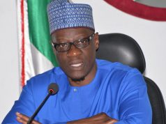 Gov. Abdulfatah Ahmed of Kwara