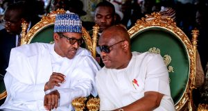 Buhari and Wike