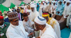 Buhari in kaduna