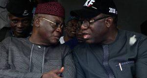 Dayo Adeyeye and Kayode Fayemi