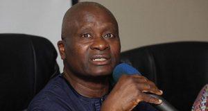 Dr. Jide Idris, Lagos Health Commissioner