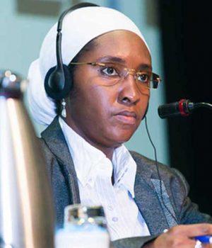 Hajiya-Zainab-Ahmed, Nigeria's Finance Minister