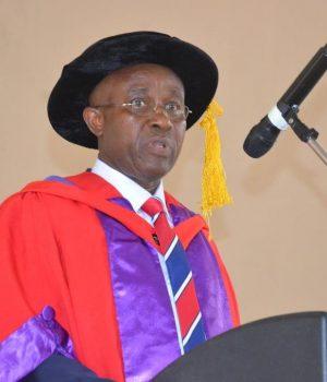 Prof Isaac Oluwalana