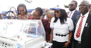 Incubator Ambulance donated by COWLSO