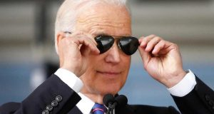 Joe Biden, former U.S VP