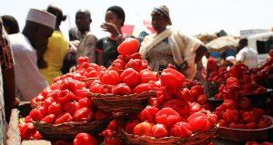 Mile-12 market in Lagos
