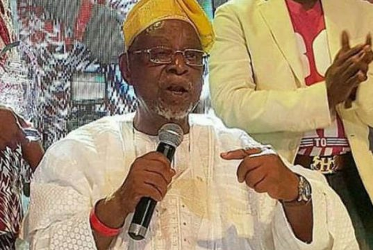 Moses Adejumo, aka Baba Sala