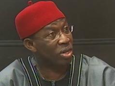 Gov. Ifeanyi Okowa of Delta