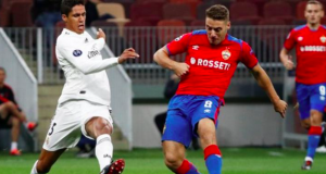 CSKA Moscow cashed-in in Real Madrid's error