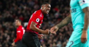 Anthony Martial scored the goal that levelled the scores in the 76th minute